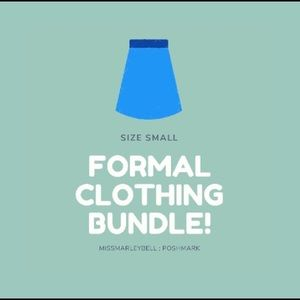 SIZE SMALL Formal Bundle